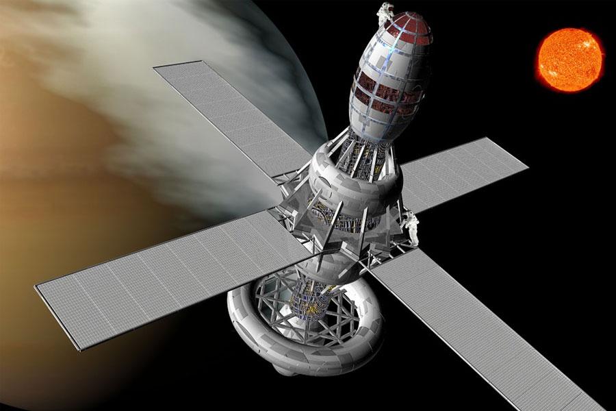 Nasa Launch New Satellite